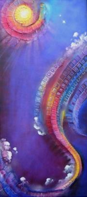Diana Anderegg - Alfa Centaury 50 x 120