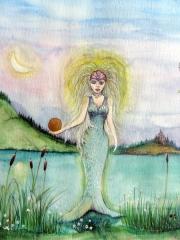 Diana Anderegg - Avalon 30 x 40