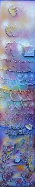 Diana Anderegg - Deep Sea 20 x 90