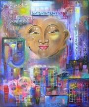 Diana Anderegg - Buddha