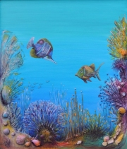 Diana Anderegg - Afternoon at the reef