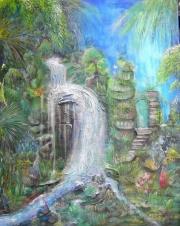 Diana Anderegg - Dschungel