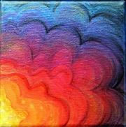 Diana Anderegg - Rainbowmix 15 x 15